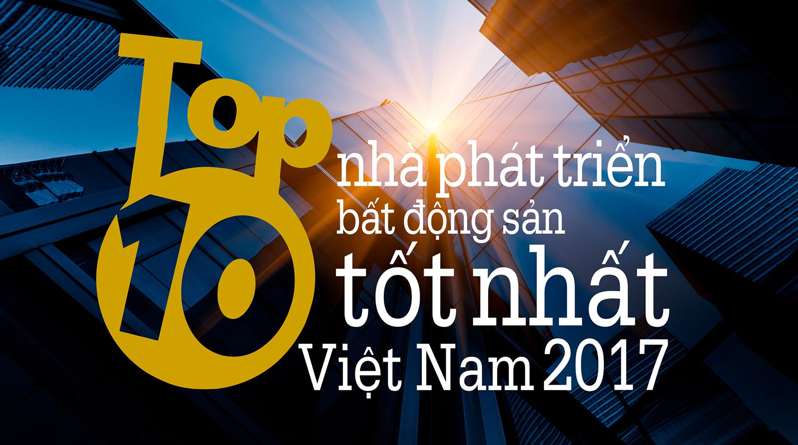 MIKGroup nằm trong top 10 nhà phát triển bất động sản tốt nhất Việt Nam