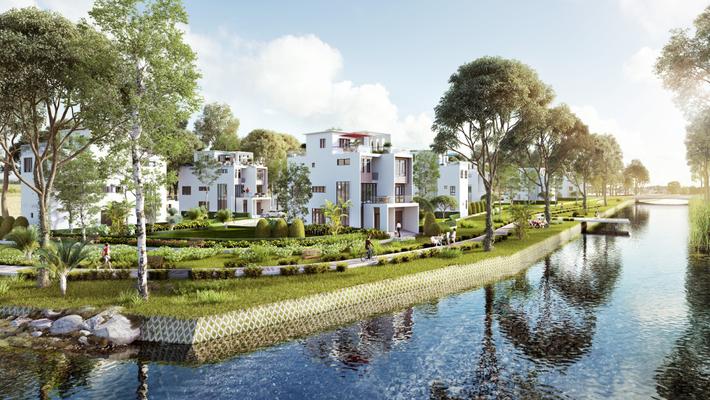 Villa Park - điểm nhấn dự án đáng sống hàng đầu khu Đông Tp.HCM