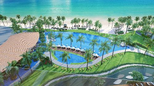 MIKGroup đưa thương hiệu Mövenpick Hotels & Resorts về Phú Quốc