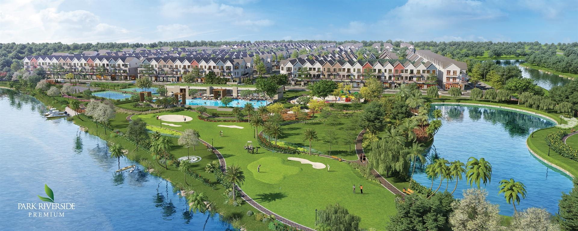 Park Riverside Premium