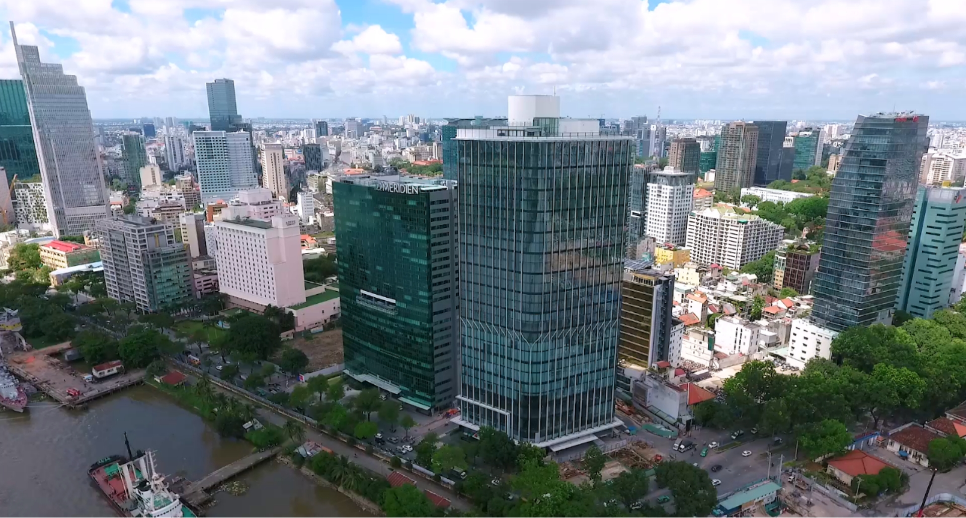 The Ascott Waterfront Saigon