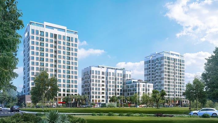 Valencia Garden chính thức bàn giao những căn hộ đầu tiên