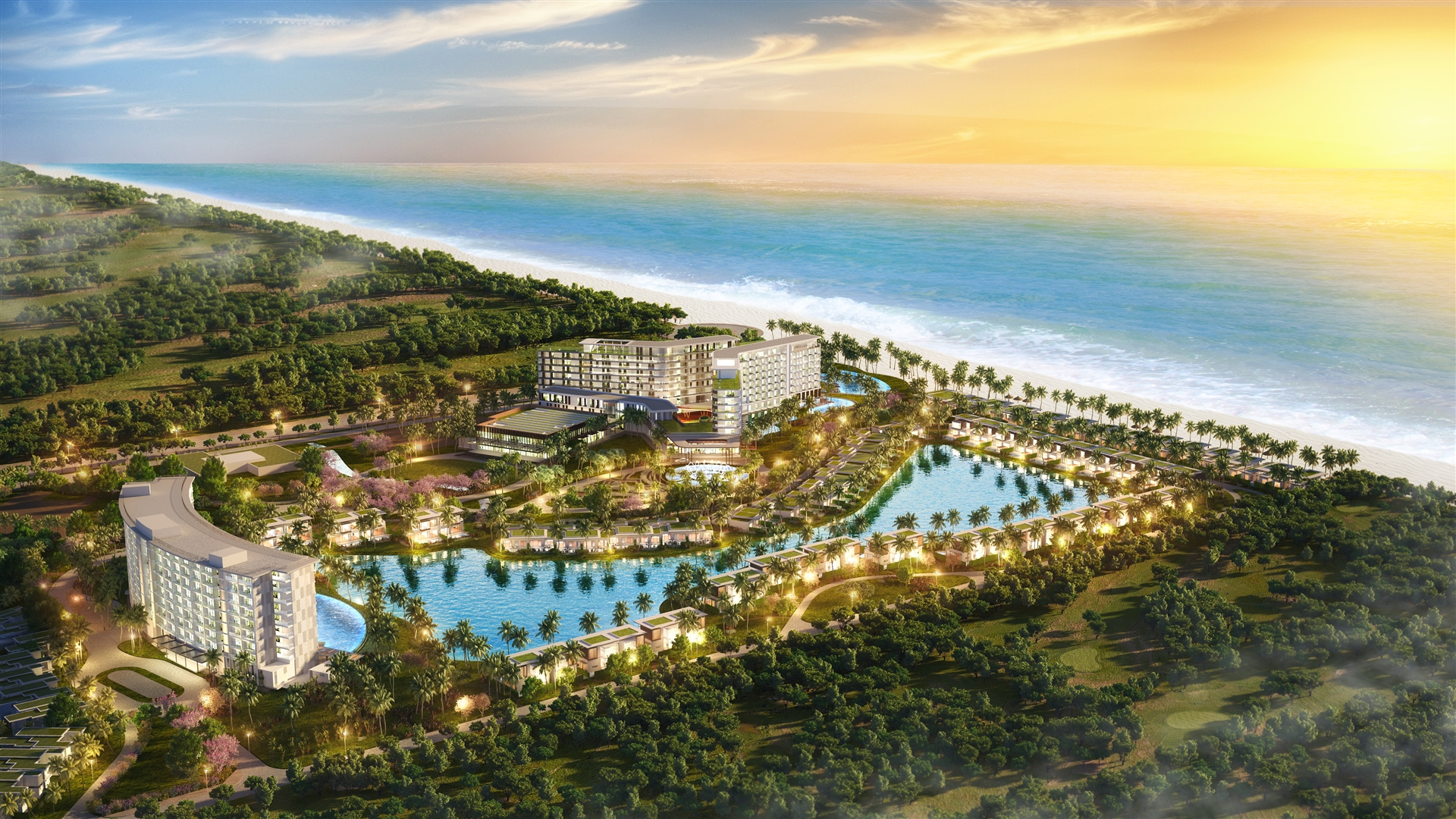 THE BEST BEACHFRONT DEVELOPMENT PROJECT IN SOUTHEAST ASIA: MOVENPICK RESORT WAVERLY PHU QUOC