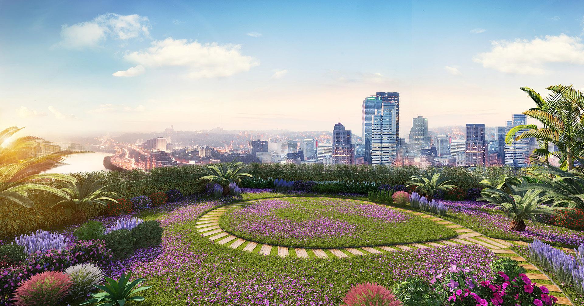 Dự án Imperia Sky Garden chính thức mở bán