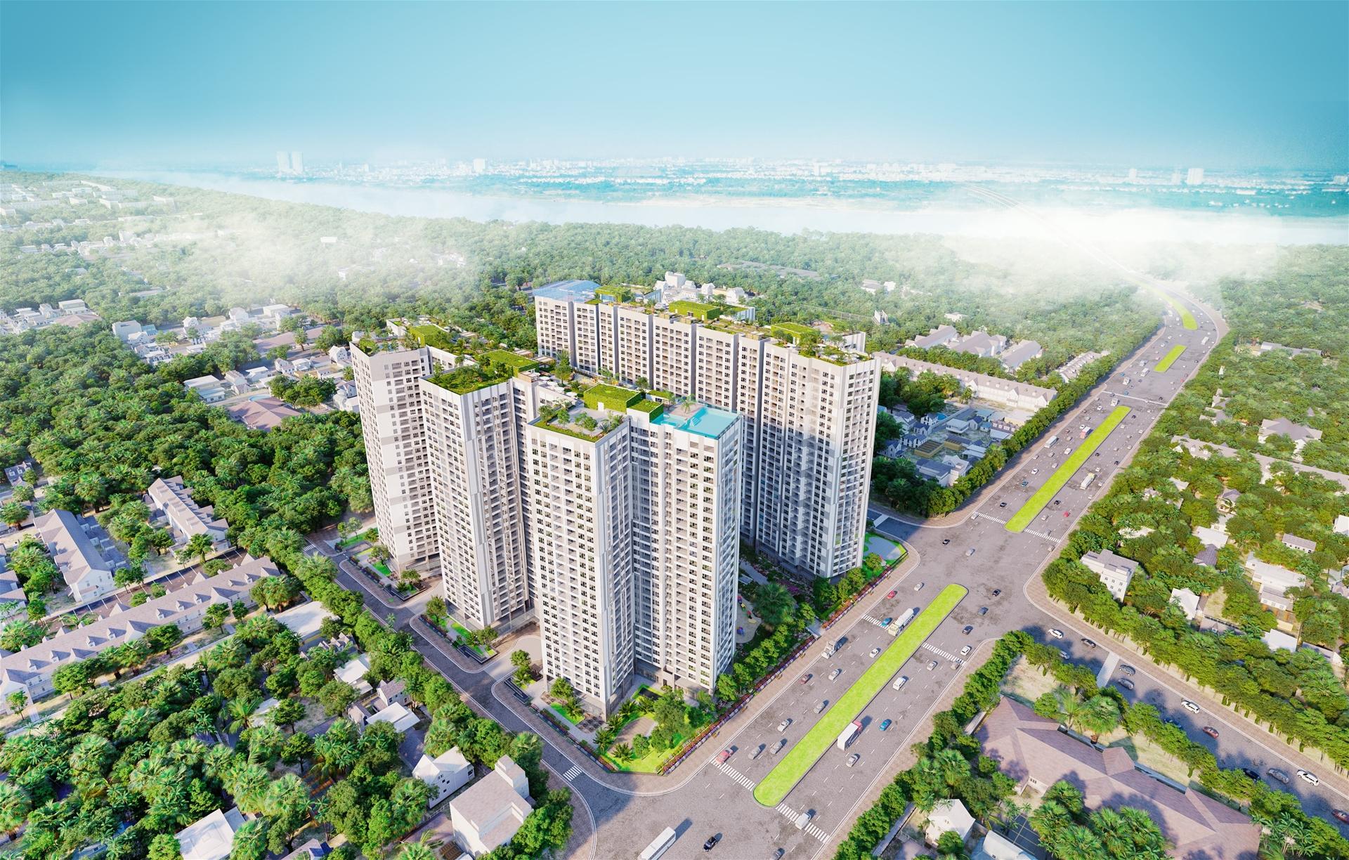 Những dự án ghi dấu sự phát triển của MIKGroup trong năm 2018