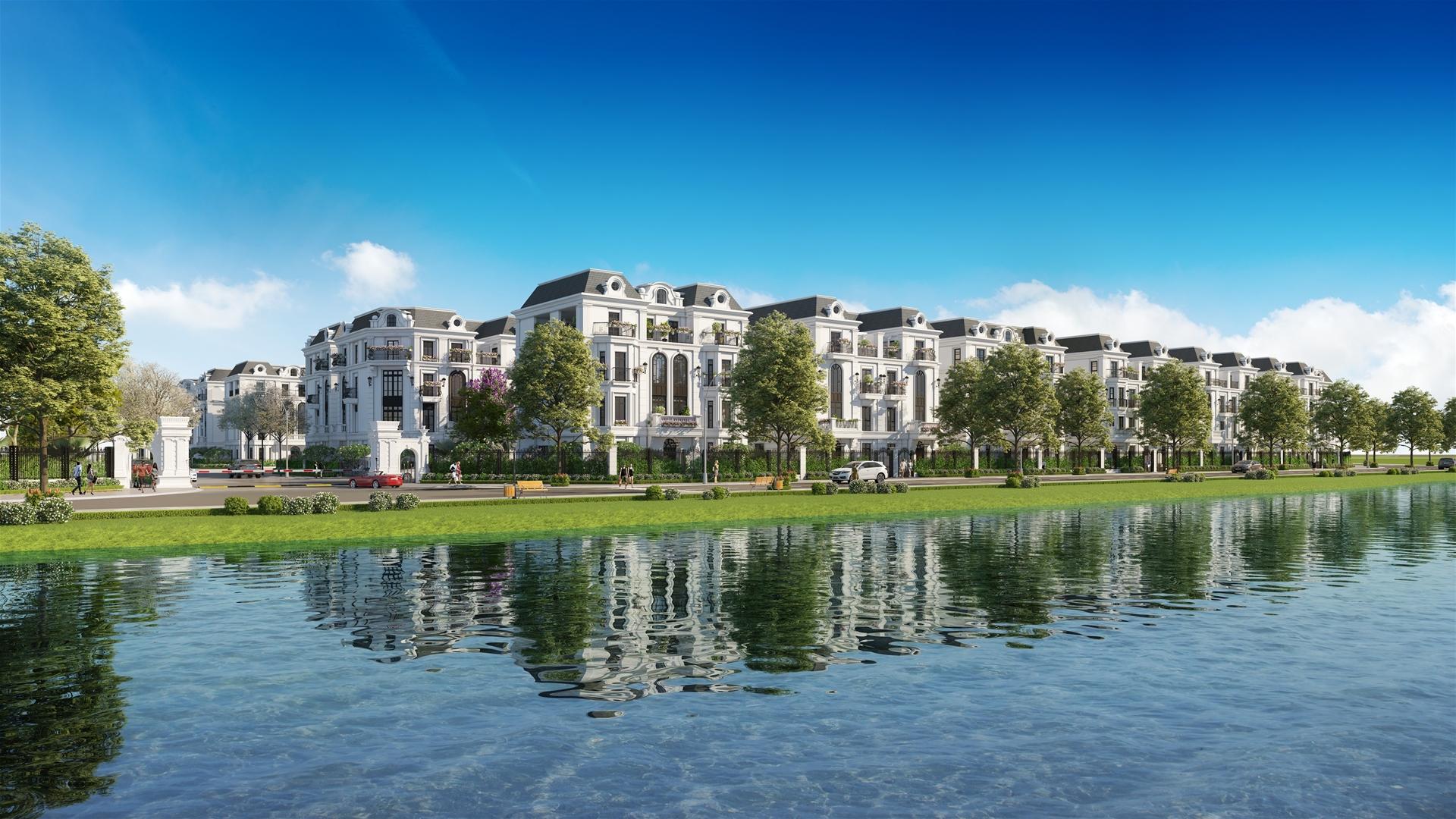 MIKGroup ra mắt dự án biệt thự cao cấp Elegant Park Villa