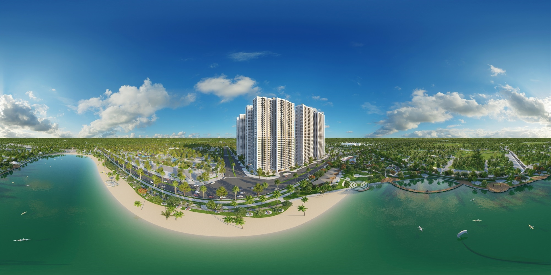 """""""Giải mã"""" sức hút dự án Imperia Smart City do MIKGroup phát triển"""