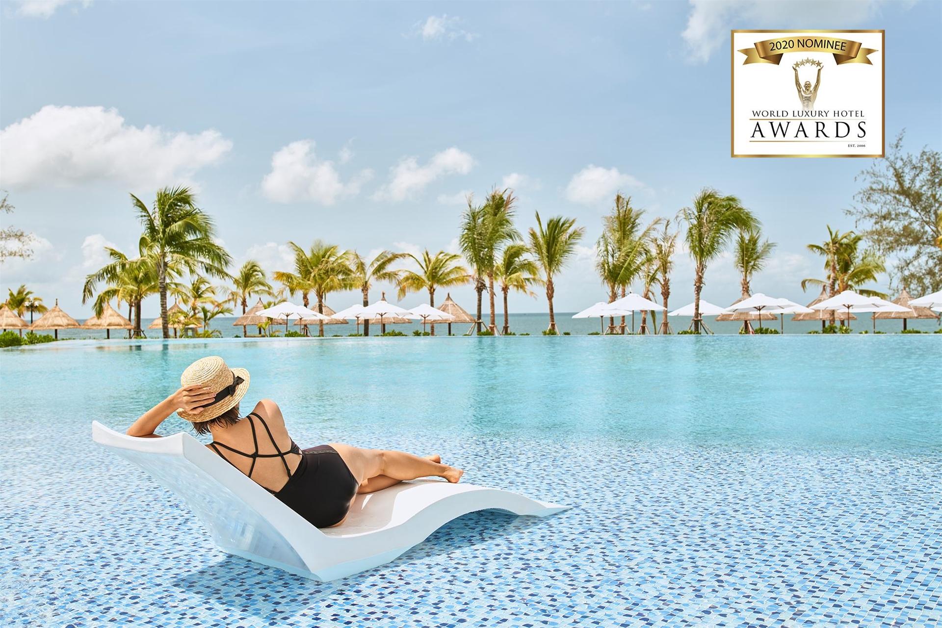 Mövenpick Resort Waverly Phú Quốc được đề cử 3 giải thưởng tại World Luxury Hotel Awards 2020